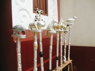 Tribal spearheads