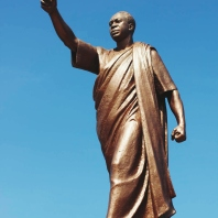 Statue of Kwame Nkrumah