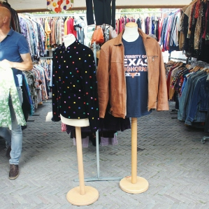 Texas in Noordermarkt (Hook 'Em!)