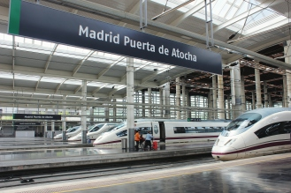 Madrid Puerta de Atocha
