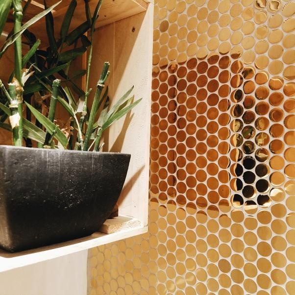Damas restroom at Mercari