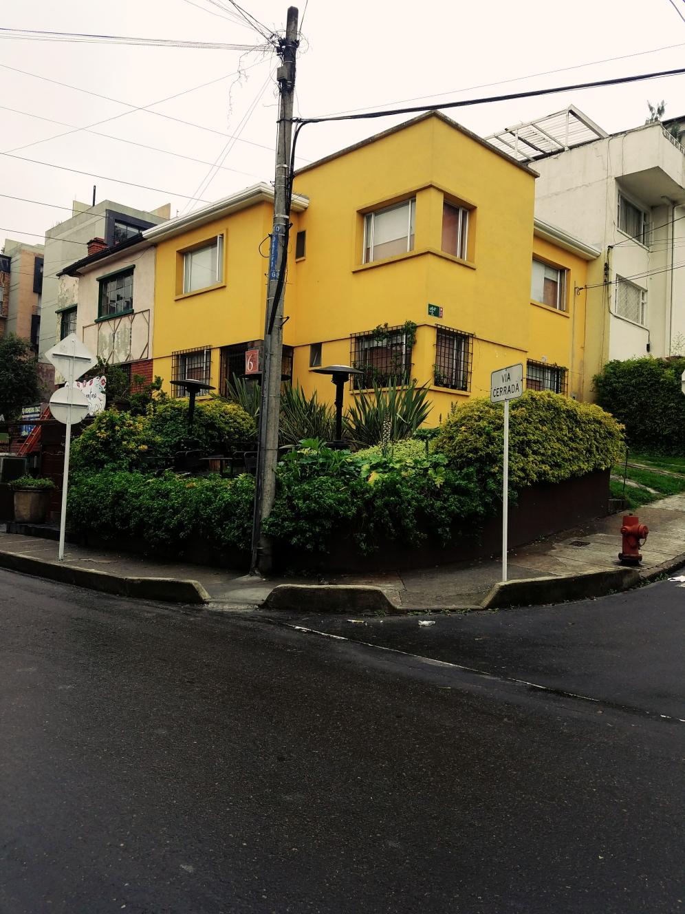 Carrera 3b // Calle 62a