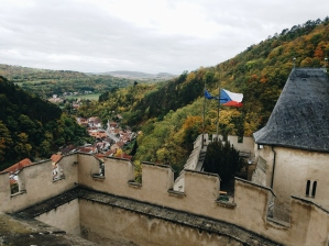 View from Karlštejn. Processed with VSCO with a6 preset