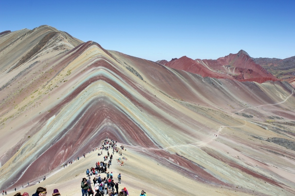 Rainbow Mountain / Vinicunca