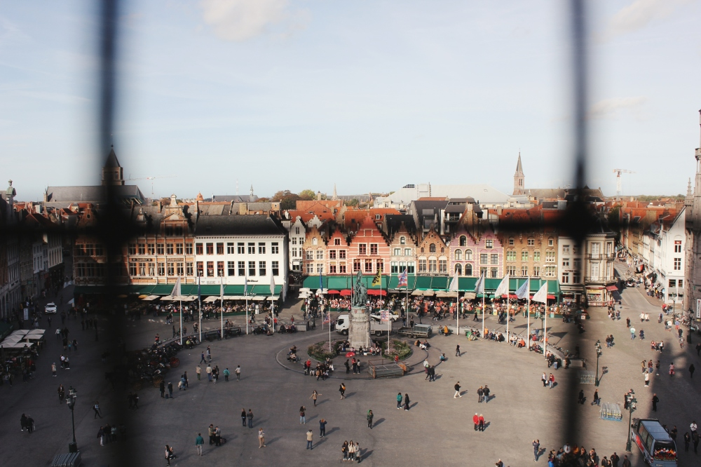 Main Square from Belfry