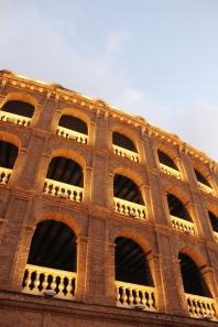 Bullring of Valencia